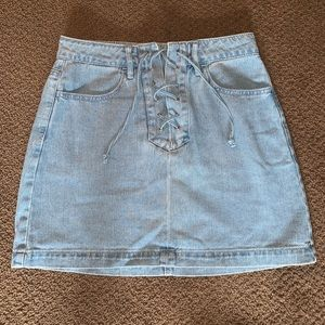 Kendall and Kylie Jean Skirt